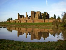 Kenilworth, Kenilworth Castle,Warwickshire © Derek Billings